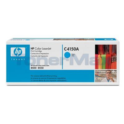 HP COLOR LASERJET 8500 TONER CYAN